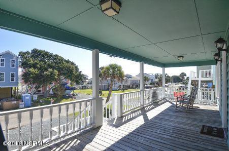 Rock your cares away all winter in Holden Beach